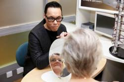 gI 108298 Specsavers launches new glasses range with Gok Wan Gok Wan advises a good set of frames will give you specs appeal in launch of glasses collection for Specsavers